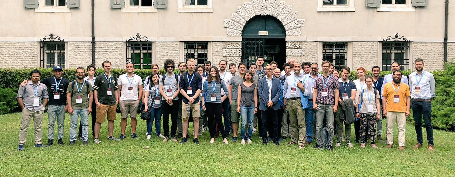 Un successo l'International Summer School on Artificial Intelligence