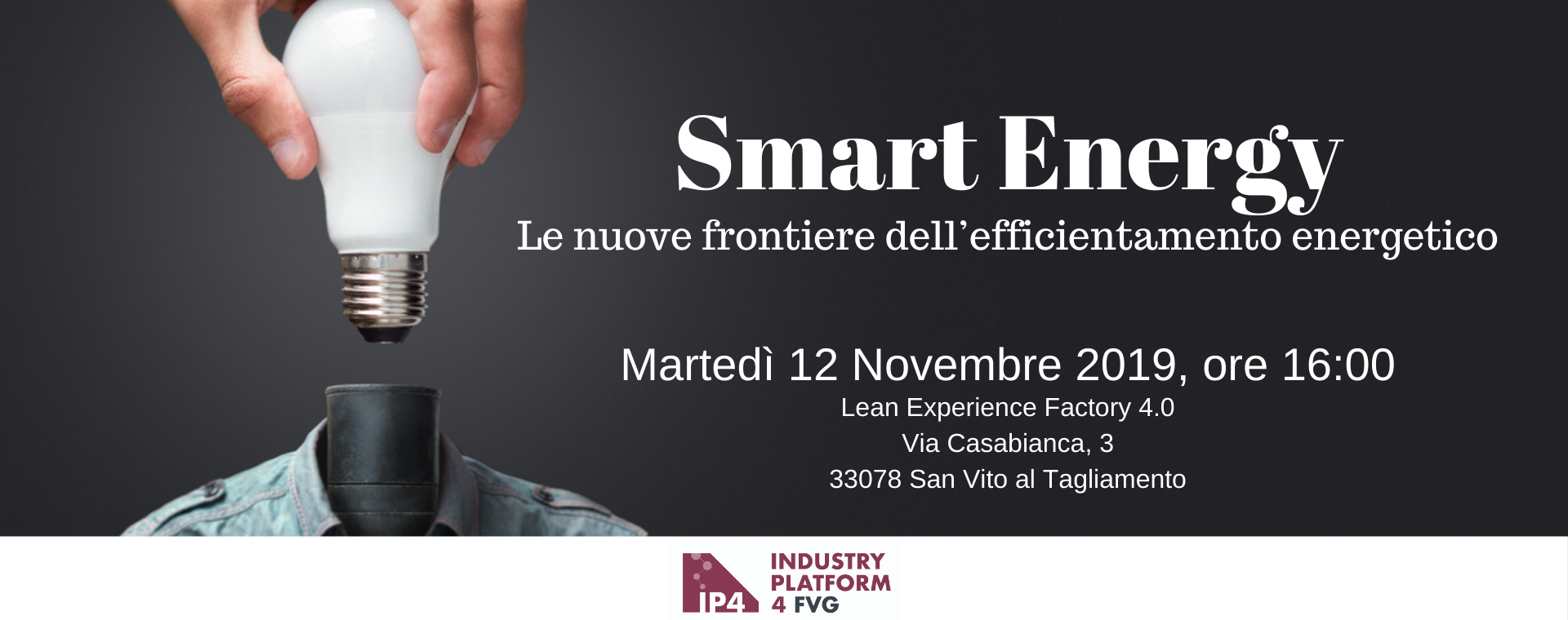Smart Energy – Le nuove frontiere dell'efficientamento energetico