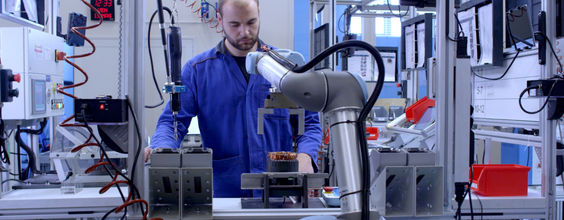 Focus tecnologie abilitanti: ADVANCED MANUFACTURING SOLUTION