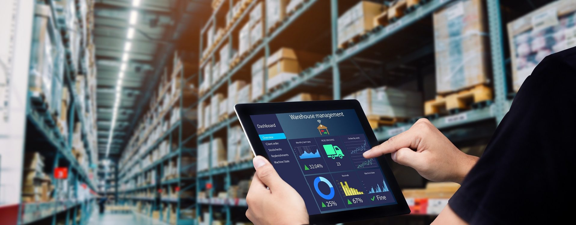 Logistica 4.0: tra lean management e digitalizzazione